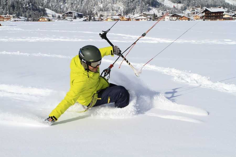 Picture of Snowkite Achensee